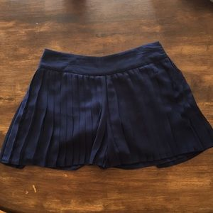 Urban Outfitters pleated skort!